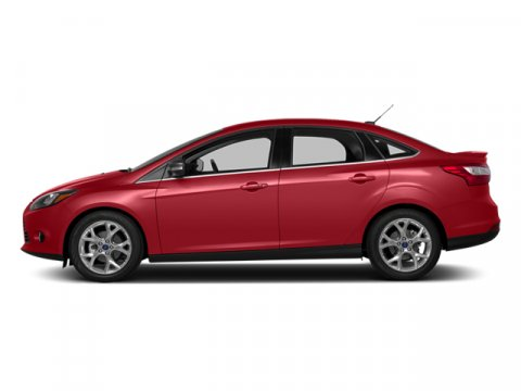 2014 Ford Focus SE Ruby Red Tinted ClearcoatChar Blk V4 20 L Automatic 11 miles  SIRIUS SATELL