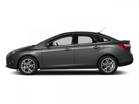 2014 Ford Focus Titanium Sterling Gray MetallicChar Blk V4 20 L Automatic 0 miles Driving the