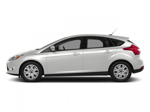 2014 Ford Focus SE Oxford WhiteLght Stone V4 20 L Automatic 11 miles  SIRIUS SATELLITE RADIO -