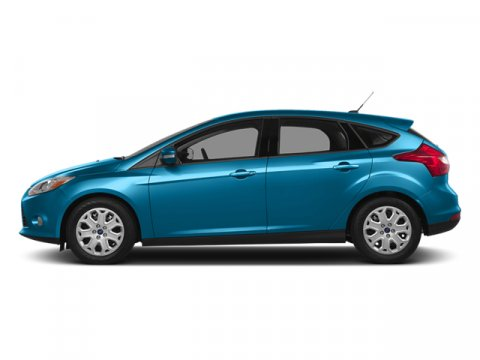 2014 Ford Focus SE Blue Candy Tinted ClearcoatMedium Light Stone V4 20 L Automatic 3 miles BLU