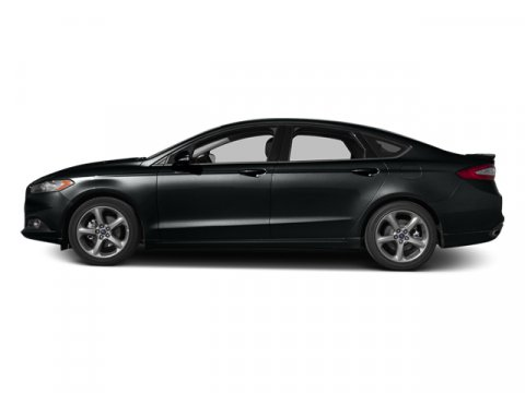 2014 Ford Fusion SE Dark Side Metallic V4 25 L Automatic 1 miles DARK SIDE METALLIC EBONY ECO