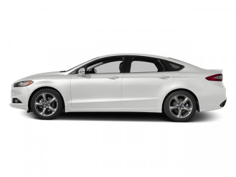 2014 Ford Fusion SE White Platinum Tri-Coat MetallicChar Blk V4 25 L Automatic 0 miles The 201