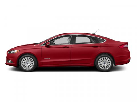 2014 Ford Fusion SE Hybrid Ruby Red Metallic Tinted ClearcoatChar Blk V4 20 L Variable 0 miles
