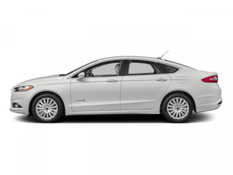 2014 Ford Fusion SE Hybrid White Platinum Tri-Coat MetallicDune V4 20 L Variable 3 miles 2014