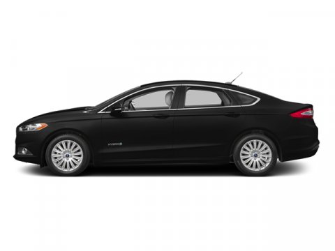 2014 Ford Fusion SE Hybrid Tuxedo Black MetallicBlack Cloth V4 20 L Variable 11 miles  Front W