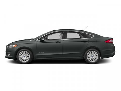2014 Ford Fusion SE Hybrid Sterling Gray Metallic V4 20 L Variable 25 miles Front Wheel Drive