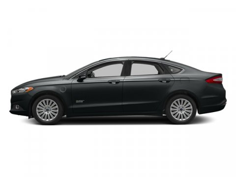 2014 Ford Fusion Energi Titanium Dark Side MetallicCeramic V4 20 L Variable 10 miles  Front Wh