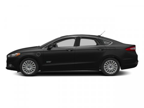 2014 Ford Fusion Energi Titanium Tuxedo Black MetallicChar Blk V4 20 L Variable 0 miles The 20