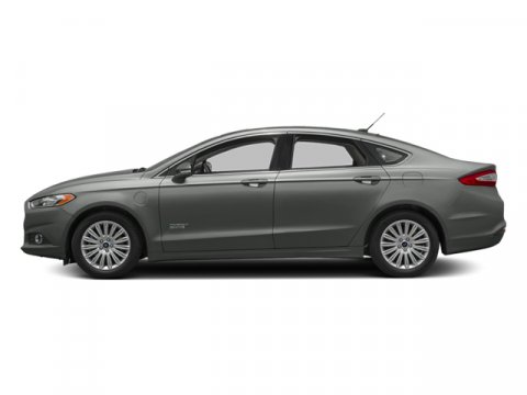 2014 Ford Fusion Energi SE Luxury Sterling Gray MetallicChar Blk V4 20 L Variable 0 miles The