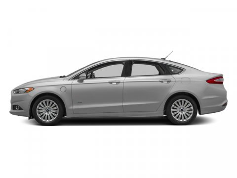 2014 Ford Fusion Energi SE Luxury Ingot Silver MetallicChar Blk V4 20 L Variable 0 miles The 2