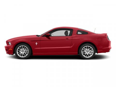 2014 Ford Mustang V6 Ruby Red Metallic Tinted ClearcoatMedium Stone V6 37 L Automatic 3 miles