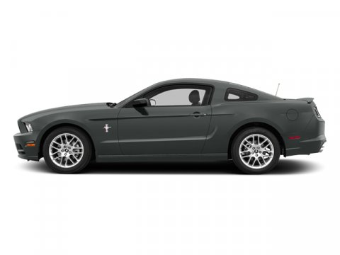 2014 Ford Mustang MUSTANG V6 COUPE Sterling Gray MetallicCharcoal Black V6 37 L Manual 0 miles