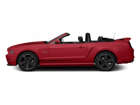 2014 Ford Mustang GT Ruby Red Metallic Tinted ClearcoatStone V8 50 L Automatic 0 miles The For