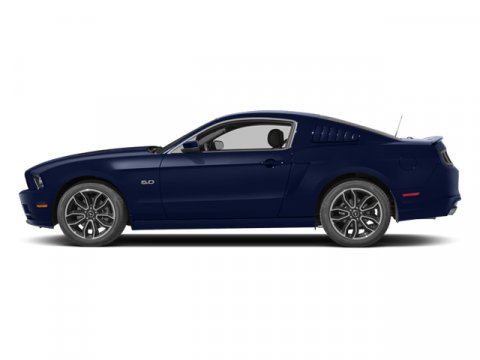 2014 Ford Mustang Deep Impact Blue Metallic V8 50 L  0 miles The Ford Mustang takes to the str