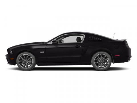 2014 Ford Mustang L BlackBlack V8 50 L Automatic 250 miles The Ford Mustang takes to the stree