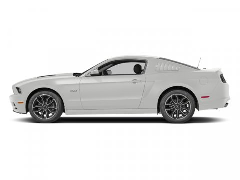 2014 Ford Mustang GT Premium Oxford WhiteSaddle V8 50 L Automatic 3 miles LEATHER BLUETOOTH