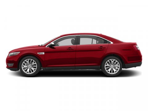 2014 Ford Taurus Limited Ruby Red Metallic Tinted ClearcoatDune V6 35 L Automatic 3 miles 2014