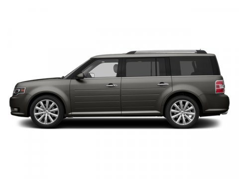 2014 Ford Flex SEL Mineral Gray MetallicDune V6 35 L Automatic 12 miles 2ND ROW 4040 RECLININ