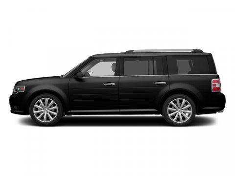 2014 Ford Flex SEL Tuxedo Black MetallicChar Blk WGray V6 35 L Automatic 0 miles Ford Flex is