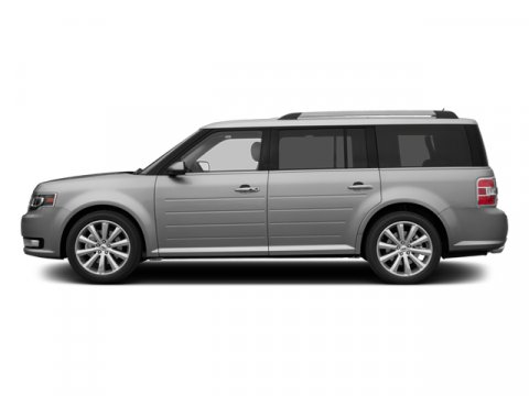 2014 Ford Flex SE Ingot Silver MetallicCharcoal Black V6 35 L Automatic 5 miles Ford Flex is t