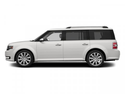 2014 Ford Flex SEL Oxford White V6 35 L Automatic 3 miles Flex SEL 4D Sport Utility and FWD