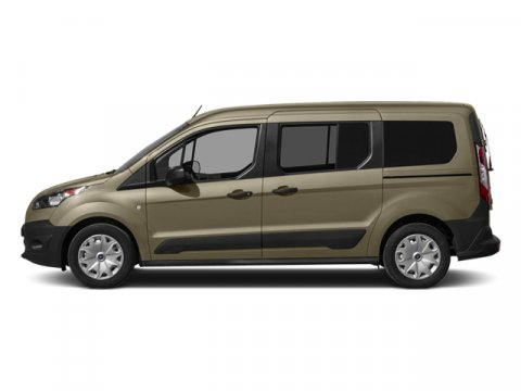 2014 Ford Transit Connect Wagon XLT Tectonic Silver MetallicCharcoal Black V4 25 L Automatic 0