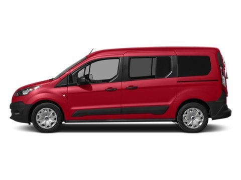 2014 Ford Transit Connect Wagon XLT Race RedMed Stone V4 16 L Automatic 0 miles With its sleek
