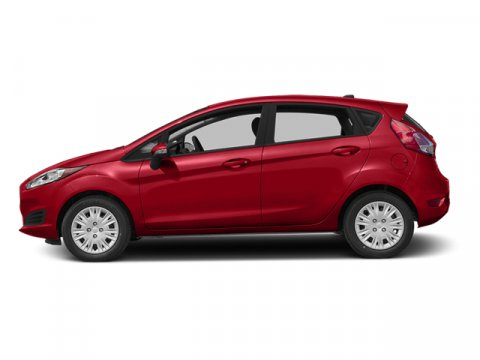2014 Ford Fiesta SE Race RedCharcoal Black V4 16 L Manual 54 miles With its bright hues like G