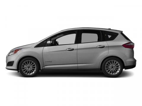 2014 Ford C-Max Hybrid SE Ingot Silver MetallicCharcoal Black V4 20 L Variable 5 miles The 201