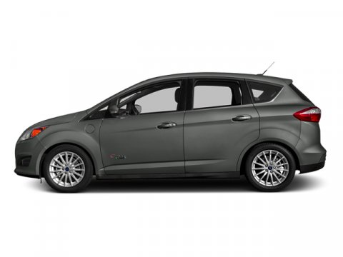 2014 Ford C-Max Energi SEL Sterling Gray MetallicChar Blk Lthr V4 20 L Variable 11 miles  CHAR