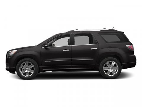 2014 GMC Acadia Denali Carbon Black MetallicEbony V6 36L Automatic 5 miles The 2014 GMC Acadia