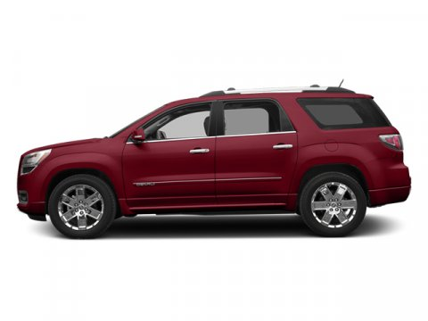 2014 GMC Acadia Denali Crystal Red Tintcoat V6 36L Automatic 4187 miles Innovative Technologie