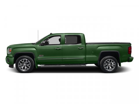 2014 GMC Sierra 1500 SLT Emerald Green MetallicJET BLACK  DARK ASH V8 53L Automatic 5 miles T