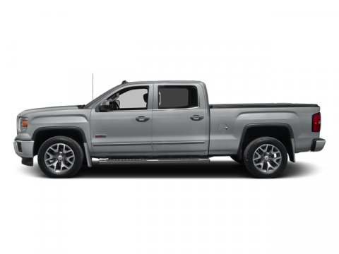 2014 GMC Sierra 1500 SLE Quicksilver Metallic V8 53L Automatic 7368 miles  LockingLimited Sl