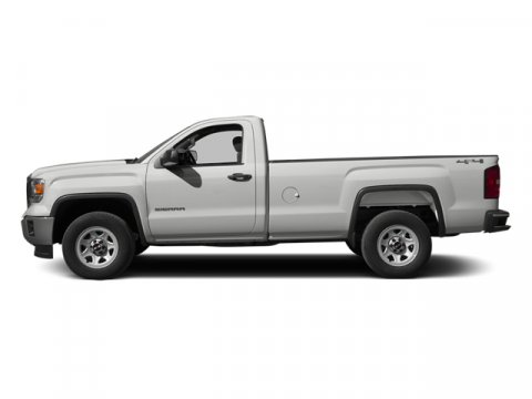 2014 GMC Sierra 1500 REG CAB 2WD 1190 Summit White V6 43L Automatic 9602 miles  Rear Wheel D