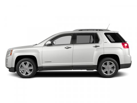 2014 GMC Terrain SLT Summit WhiteJet Black V6 36L Automatic 5 miles The 2014 GMC Terrain is de