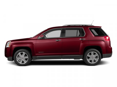 2014 GMC Terrain SLT Crystal Red TintcoatLIGHT TITANIUM V4 24L Automatic 5 miles The 2014 GMC