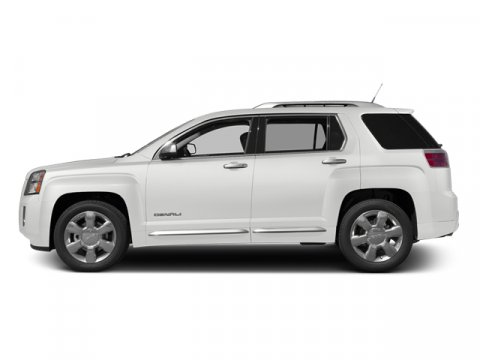 2014 GMC Terrain Denali Summit WhiteJET BLACK V6 36L Automatic 5 miles The 2014 GMC Terrain is