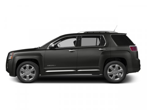 2014 GMC Terrain Denali Iridium MetallicJET BLACK V6 36L Automatic 5 miles The 2014 GMC Terrai