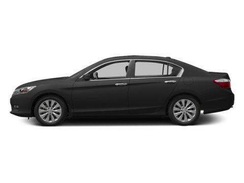 2014 Honda Accord Sedan EX-L Crystal Black Pearl V4 24 L Variable 2 miles  Front Wheel Drive
