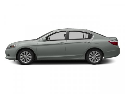 2014 Honda Accord Sedan EX-L Hematite Metallic V4 24 L Variable 7 miles  Front Wheel Drive  P