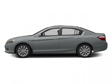 2014 Honda Accord Sedan EX-L Modern Steel Metallic V4 24 L Variable 5 miles  Front Wheel Drive