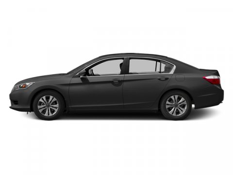 2014 Honda Accord Sedan LX Modern Steel Metallic V4 24 L Variable 5 miles  Front Wheel Drive
