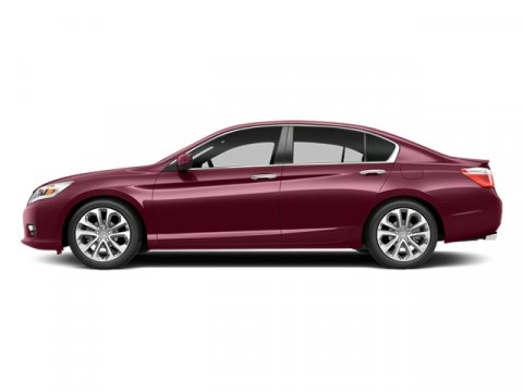 2014 Honda Accord Sedan Sport Basque Red Pearl II V4 24 L Variable 5 miles  Front Wheel Drive