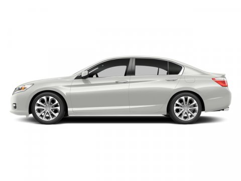 2014 Honda Accord Sedan Sport White Orchid Pearl V4 24 L Variable 7 miles  Front Wheel Drive