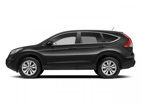 2014 Honda CR-V EX-L wNavi Crystal Black Pearl V4 24 L Automatic 323 miles  All Wheel Drive
