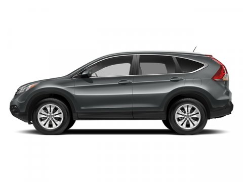 2014 Honda CR-V EX-L wNavi Polished Metal Metallic V4 24 L Automatic 5 miles  All Wheel Drive