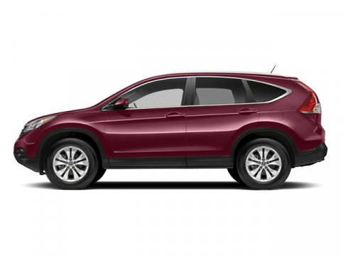 2014 Honda CR-V EX-L Basque Red Pearl II V4 24 L Automatic 5 miles  All Wheel Drive  Power St