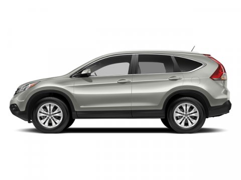 2014 Honda CR-V EX-L Alabaster Silver Metallic V4 24 L Automatic 0 miles  All Wheel Drive  Po