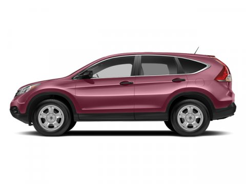 2014 Honda CR-V LX Basque Red Pearl II V4 24 L Automatic 7 miles  All Wheel Drive  Power Stee